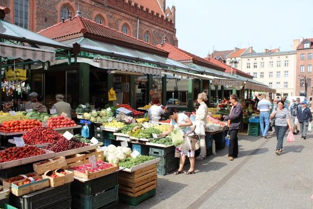 Markt Gdansk